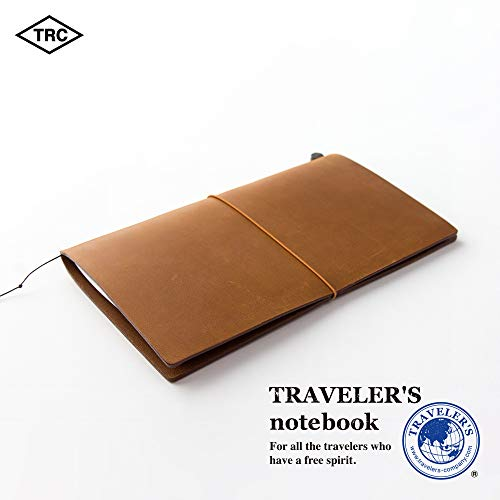 Traveler's notebook camel [15193006] Photo #6
