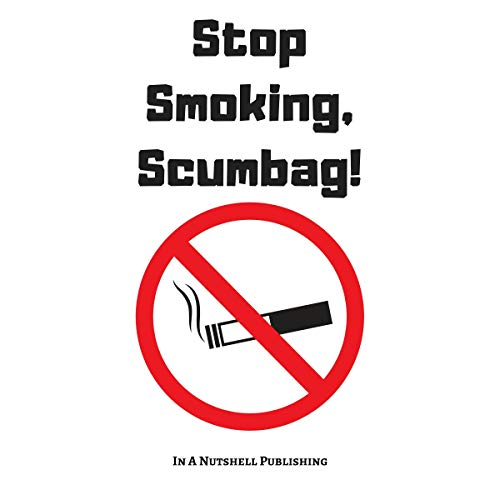 Stop Smoking, Scumbag! cover art