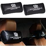 FidgetFidget 2X JP Junction Produce VIP Style Car Neck Pillow Headrest Neck Rest Cushion