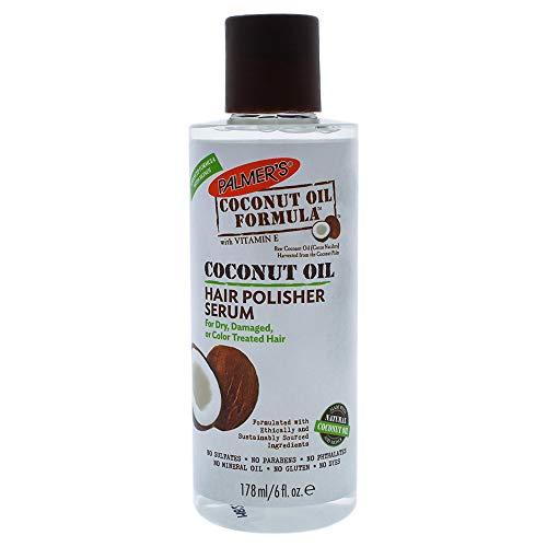 Formule huile de coco, Cheveux Polisseuse Sérum, 6 fl oz (178 ml) - Palmer