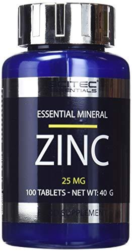 Scitec Nutrition Zinc vitamina 100 tabletas