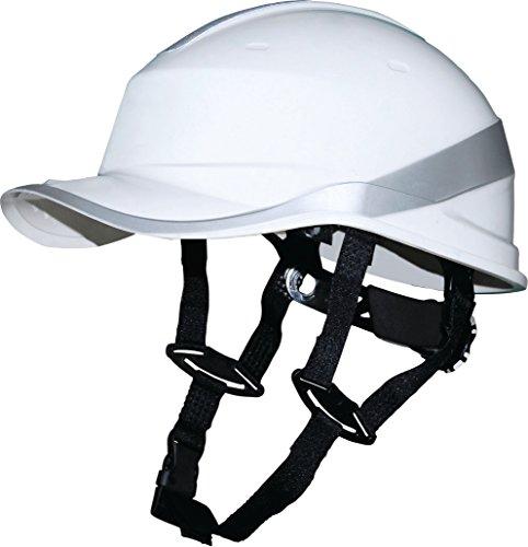 Delta Plus Venitex, casco de seguridad con arnés, éter de polifenileno