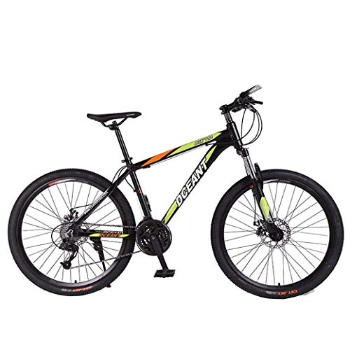 Mozusa Deportes al aire libre bicicletas de montaña bicicleta plegable, suspensión 21Speed doble freno de disco Tenedor antideslizantes, campo a través de variables bicicletas de carreras de velocid