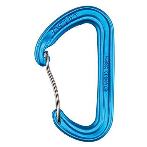 Ocun Hawk Wire Blue wire gate