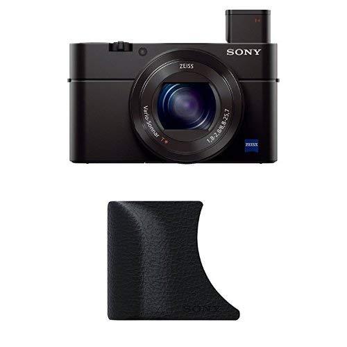 SONY デジタルカメラ Cyber-shot RX100 III 光学2.9倍 DSC-RX100M3 & ソニー SONY アタッチメントグリップ ...