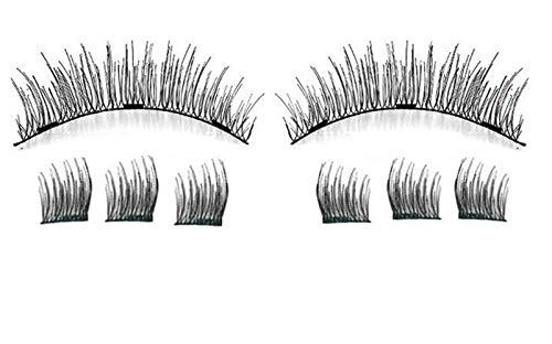 Magnetic Eyelashes, Lashes Natural Look Full Eye (007