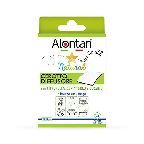 Alontan Cerotto Natural, 24 Pezzi - 1 Prodotto