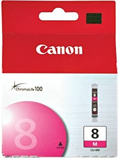 Canon CLI-8 Magenta Ink Tank Compatible to Pro9000 and Pro9000 Mark II