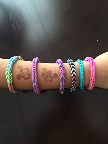 Talented Kidz Colored Rubber Bands
