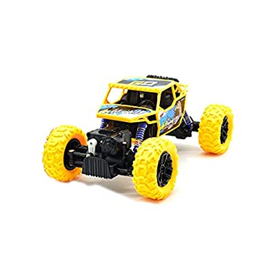 DEORBOB 2. 4GHz Remote Control Car High-Speed Racing Big Foot RC Cars 4WD Offroad Racing Radio Controlled Electric…