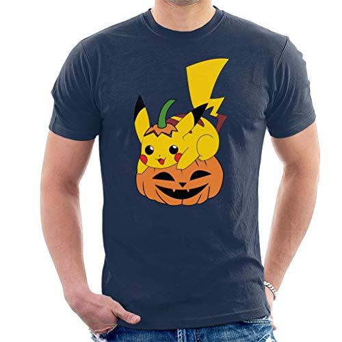 Cloud City 7 Pikachu Halloween Men's T-Shirt