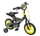 """Batman Boys 12"""" Bike, Black"""