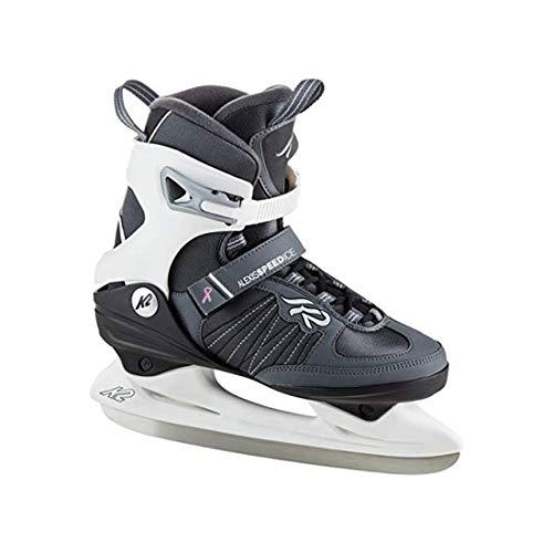 K2 Damen Alexis Speed Ice Feldhockeyschuhe, Mehrfarbig (Design 001), 42 EU (8 UK)