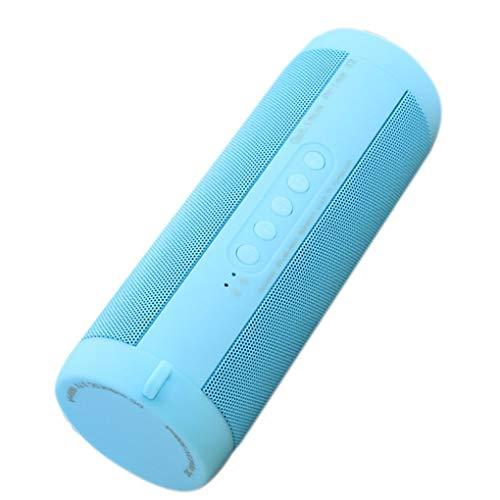 Columna de teléfono portátil Altavoz T2 al Aire Libre Altavoz Bluetooth Impermeable...