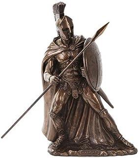 パシフィックギフトウェア スパルタのレオニダス王 ミリタリー 戦士 彫刻像 ギリシャ ペルシャ戦争
