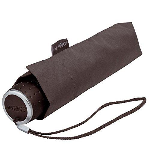 IMPLIVA miniMAX paraplu, 100 cm, grijs