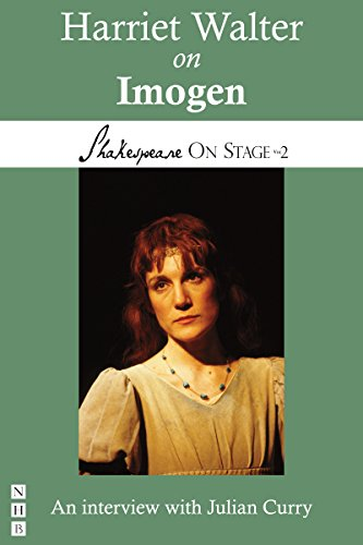 Harriet Walter on Imogen (Shakespeare On Stage)