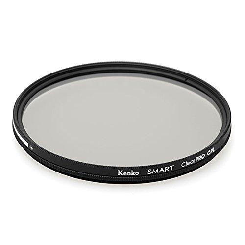 Kenko 49 mm Smart Transparente Pro Slim UV + Filtro polarizador Circular