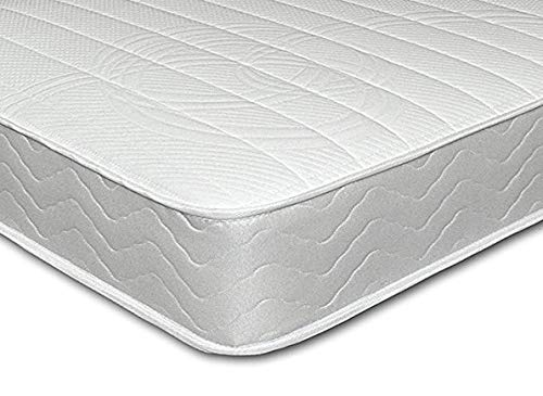 SINGLE MEMORY FOAM MATTRESS ONLY AVAILABLE TO AMAZON CUSTOMERS (UK Single Mattress) (90cm x 190cm)
