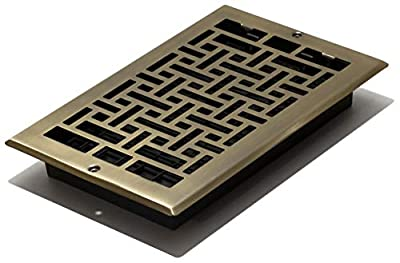 Decor Grates Oriental Wall Register