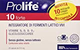 Prolife Vzdt032 10 Forte Capsule - Integratore con 10 Miliardi di Probiotici...