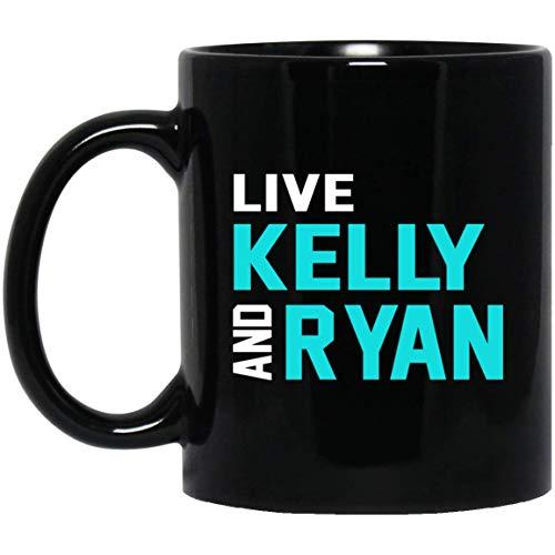 Kelly And Ryan Series Funny Cute Ceramic Coffee Mug Gift Novelty Mug 11 oz