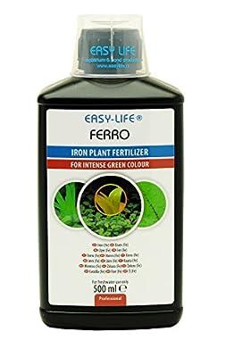 Easy Life Ferro Traitement de l'Eau pour Aquariophilie 500 ml