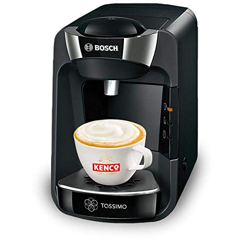 41tIup+gpAL. SS500  - Tassimo Bosch Suny TAS3202GB Coffee Machine, 1300 Watt, 0.8 Litre - Black