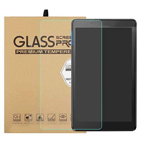 Labanema Lenovo Tab E8 Protector de Pantalla, [Alta Definicion 0.25mm] Premium Cristal de Pantalla de Vidrio Templado para 8' Lenovo Tab E8 HD 2018 Tablet