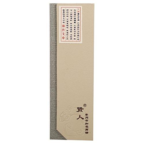 Varillas de incienso Jinxuny, de sándalo, con funda de madera de sándalo, para casa, spa, baño,...