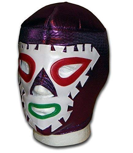 WRESTLING MASKS UK Saeta Azteca Aztec Flèche Adulte Luchador Masque Mexicain Catch