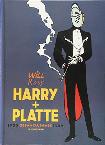 Harry und Platte 1955 - 1958 (Harry und Platte, neue Gesamtausgabe)