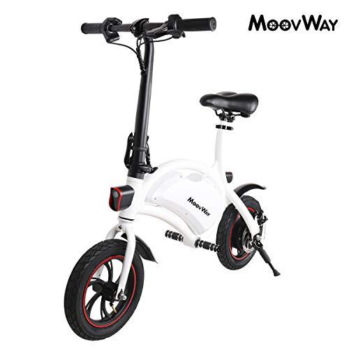 Windgoo Bicicleta Electrica Plegables, 350W Motor Bicicleta Plegable 25 km/h y 15...
