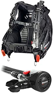 Mares Dragon BCD w/ MRS+ Weight Pockets & Air Control Octo