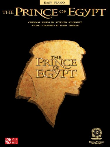 The Prince of Egypt Songbook (English Edition)