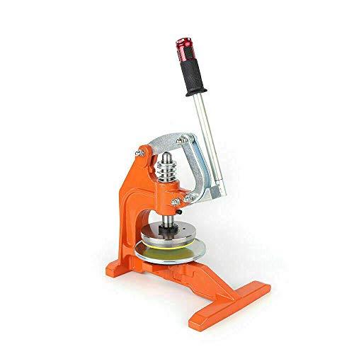 Fabric Paper Sampler Cutter Machine 15.5 sq.in Round Cloth Sample Cutter Cutting Sampling Knife Hand Pressure Carpet Fabric Sampling Disc Sampler Cutter -  LianDu-US, OT-3434