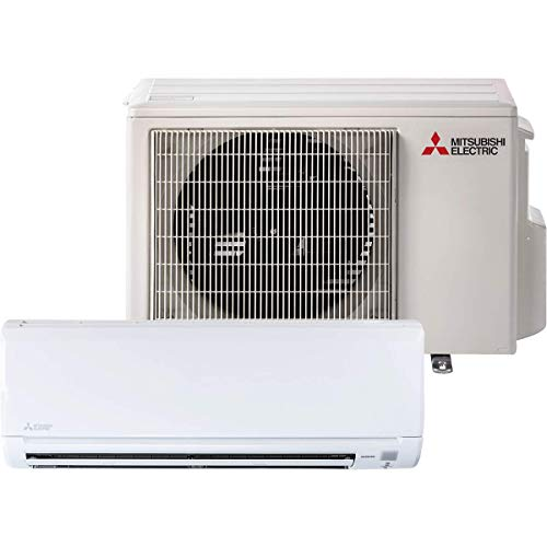 Mitsubishi MZ-HM18NA MSZ-HM18NA-U1 MUZ-HM18NA2-U1 Ductless Split System AC SEER 18 Cool & Heat...