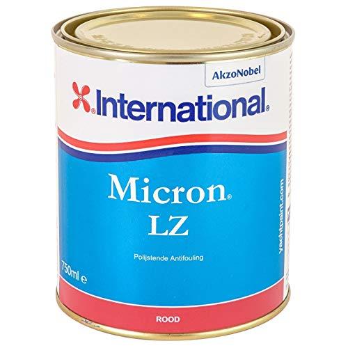 International Micron LZ / Selbstpolierendes Antifouling   Schwarz   750ML   Für Segelboote