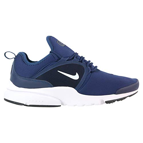 Nike Presto Fly Wrld, Zapatillas de Atletismo para Hombre, Azul (Midnight Navy/White/Black 400), 47.5 EU