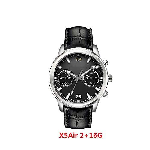 HX0945 LEM5 FINOW X5 Bluetooth Wasserdicht Smartwatch WIF Herzfrequenz 3G-SIM-Karte Für Anrufe Ist Für IOS Android 5.1,Silber