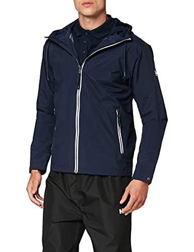 Helly Hansen Urban Rain Jacket, Cappotto Impermeabile Uomo, Navy, L
