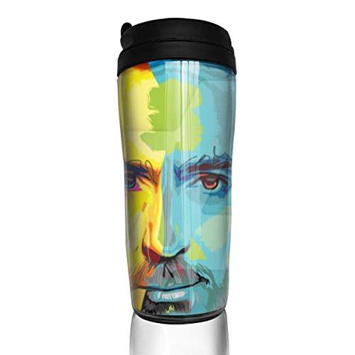 MKLQ Robert Downey Jr. Tazas de café personalizadas