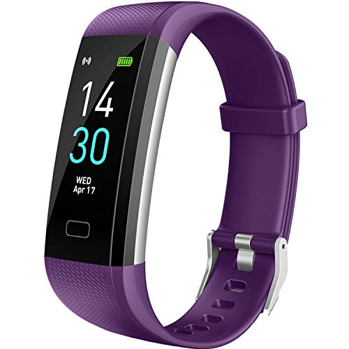 Vabogu Fitness Tracker HR, with Blood Pressure Heart Rate Monitor, Pedometer, Sleep Monitor, Calorie...