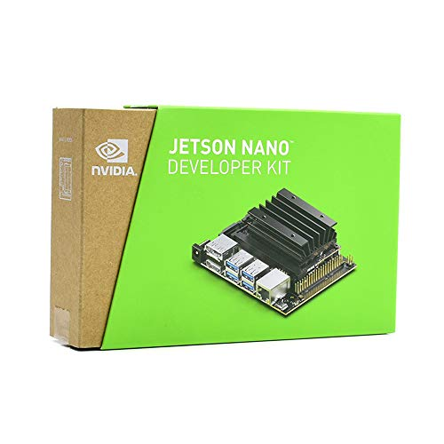 NVIDIA Jetson Nano Developer Kit small and powerful computer for the development of artificial intelligence