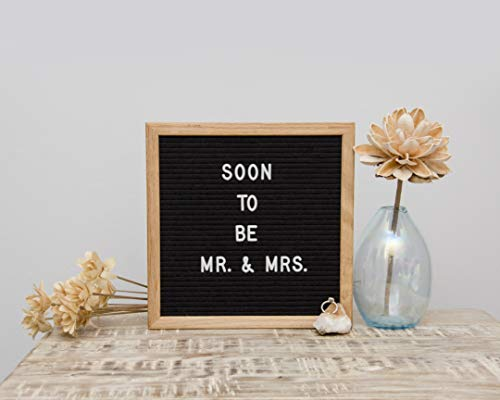 """Set of 300, (0.75) ¾"""" Plastic Letterboard Letters for Changeable Felt Letter Boards, Message Board Letters, Letter Board Accessories, Letter Board Letters Only, Letter Board Letters For Letter Boards Photo #4"""