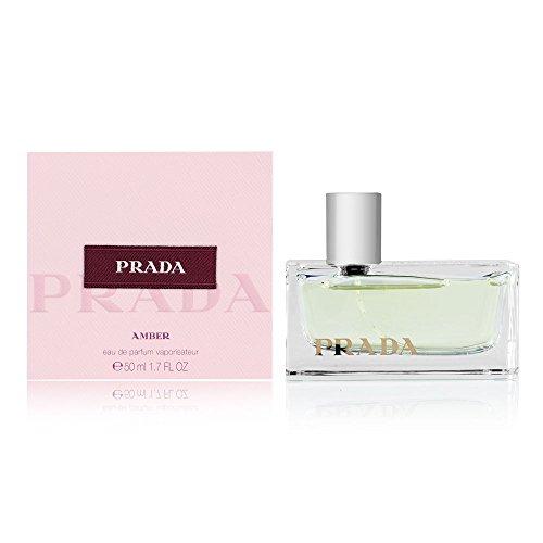 Prada Eau de Parfum voor dames, verstuiver, 50 ml, per stuk verpakt (1 x 50 ml)