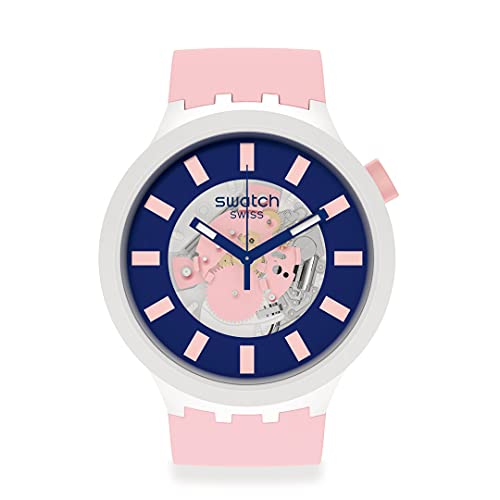 Reloj Swatch Big Bold Next Bioceramic SB03M105 DIVERSIPINK