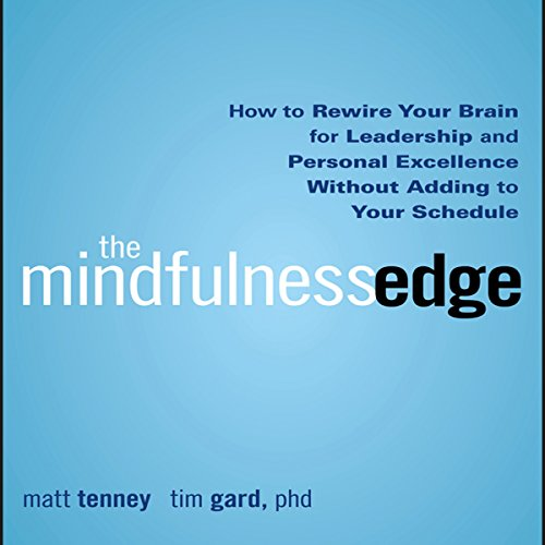The Mindfulness Edge audiobook cover art