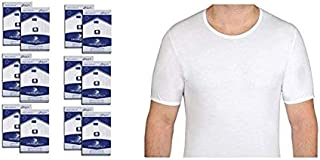 Drosh Mens Round Neck T-Shirt 12 Pieces size Small