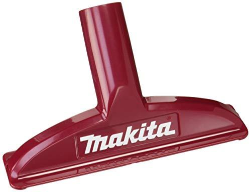 マキタ クリーナ(掃除機)用 車内シート用ブラシノズル 赤 A-67050